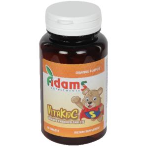 Vitakid C 30tablete masticabile Adams Vision