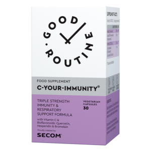 C-Your-Immunity 30cps Secom