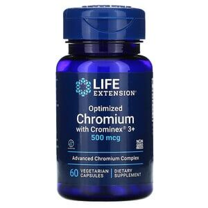 Optimized Chromium with Crominex Life Extension