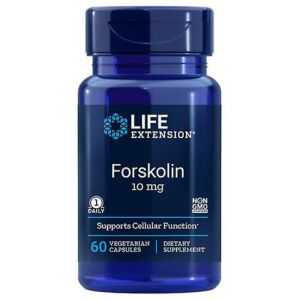 Forskolin 10mg 60cps Life Extension