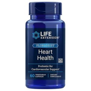 Heart Health 60cps Life Extension