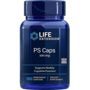 PS Caps 100mg 100cps Life Extension