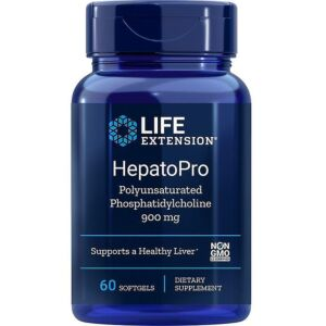 HepatoPro 60cps Life Extension