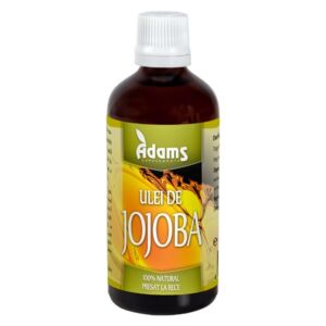 Ulei de Jojoba 100ml Adams Vision