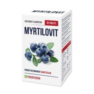 Myrtilovit 60 capsule-PARAPHARM