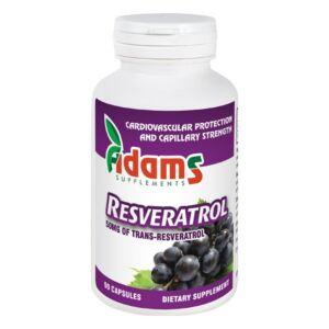 Resveratrol 50mg 90cps. Adams Vision