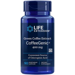 Coffe Genic 400mg Life Extension