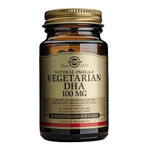 Vegetarian DHA 100mg 30 capsule