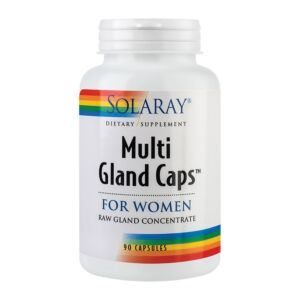 Multi Gland Caps For Women ,90 capsule Secom