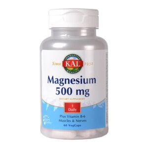 Magnesium 500mg, 60 capsule Secom