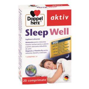 Sleep Well, 20 comprimate Doppelherz
