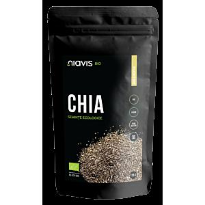 Seminte de chia Ecologice/Bio 125 g-Niavis
