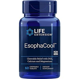 EsophaCool 60tab Life Extension