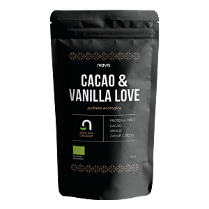 CACAO & VANILLA LOVE - MIX ECOLOGIC 125G