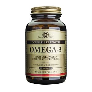 Omega-3 dublu concentrate- 60 capsule moi