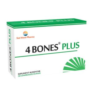 4 Bones Plus 30cpr SunWave Pharma