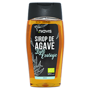 Sirop de Agave Light Ecologic/BIO 250ml/350g-Niavis