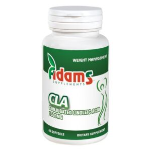 CLA 1500mg 30cps. Adams Vision