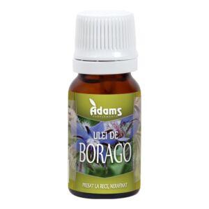Ulei de Borago (Limba mielului),10ml Adams Vision