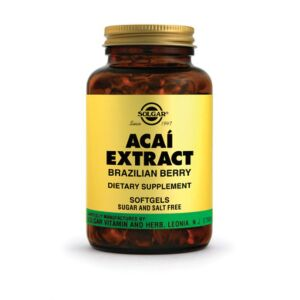 Acai Extract 60 capsule