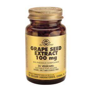Extract din semințe de struguri - 30 capsule vegetale