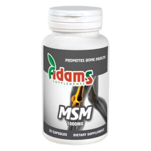MSM 1000mg 30cps Adams Vision