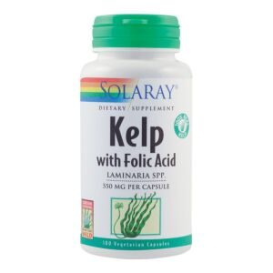 Kelp 550mg,100 capsule Secom