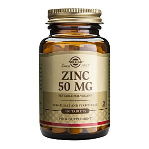 ZINC GLUCONATE 50MG 100 TABLETE