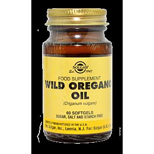 Wild Oregano Oil 60 capsule moi-Solgar