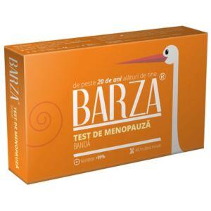 Test menopauza Barza banda 1test
