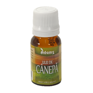 Ulei de Canepa 10ml Adams Vision
