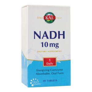 NADH 10mg,30 tablete Secom