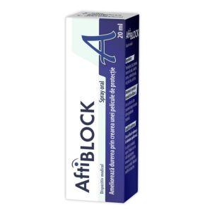 AftiBlock spray, 20 ml, Zdrovit
