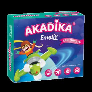 Akadika Emetix, acadele Fiterman