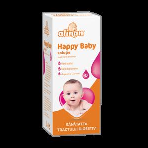 Alinan® Happy® Baby, solutie Fiterman