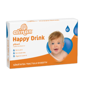 Alinan® Happy® Drink, plicuri Fiterman