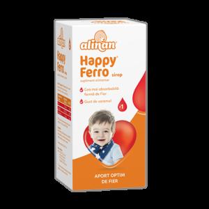 Alinan Happy ferro, sirop Fiterman