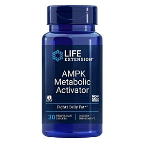 AMPK Metabolic Activator 30tab Life Extension