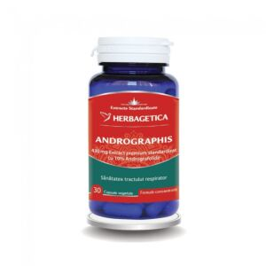 Andrographis 30 capsule-Herbagetica