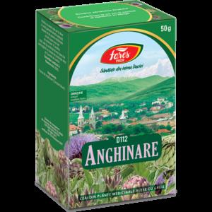 Anghinare, frunze, D112, ceai la pungă 50g Fares