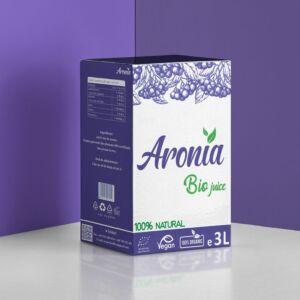 aronia bio 3 litri