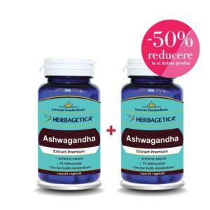 ASHWAGANDHA 60 + 60 PROMO