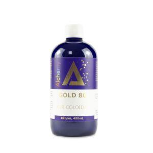 aur coloidal 80