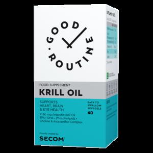 Krill Oil 60cps Secom