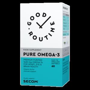 Pure Omega-3 60cps Secom