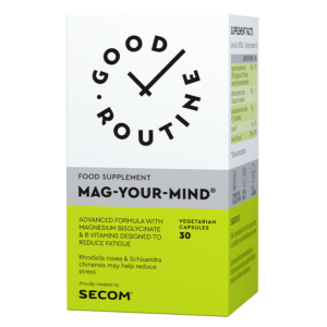 Mag-Your-Mind 30cps Secom
