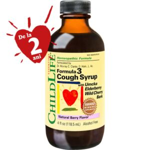 Cough Syrup,118.50ml Secom