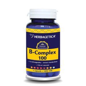 B-Complex 100-60 capsule-Herbagetica