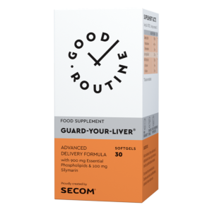 Guard-Your-Liver 30cps Secom
