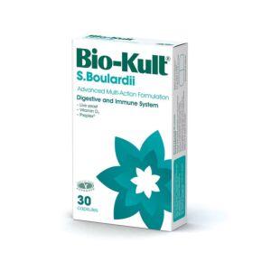 Bio-Kult S.Boulardii Probiotice pentru imunitate și tractul digestiv, 30 caps